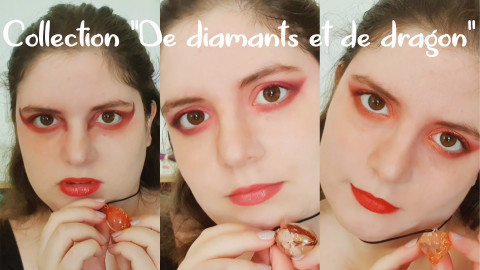 Makeup diamant